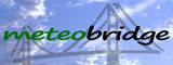 MeteoBridge website