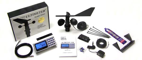 Peet Bros Ultimeter-PBU2100