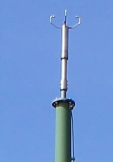 Ultrasone anemometer Aachen (DWD)