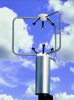 3 D sonic anemometer