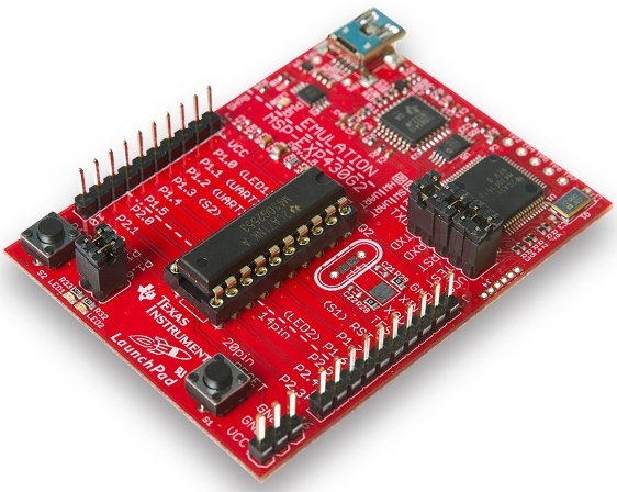 Texas Instruments LaunchPad