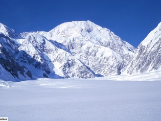 Alaska mountans