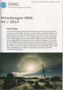 Mitteilungen DMG 04-2014