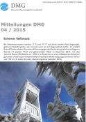 Mitteilungen DMG 04-2015