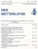 Der Wetterlotse 785/786