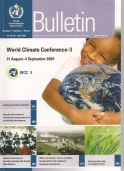 WMO Bulletin 2009, vol 58 (3)
