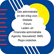 Integratie administratie en website