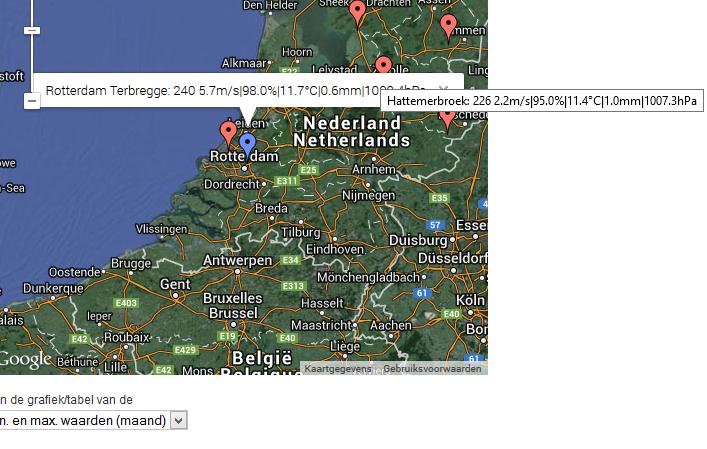 Kaartweergave Sylphide Google Maps