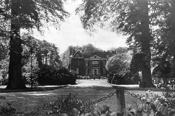 Huis Doorn in 1920